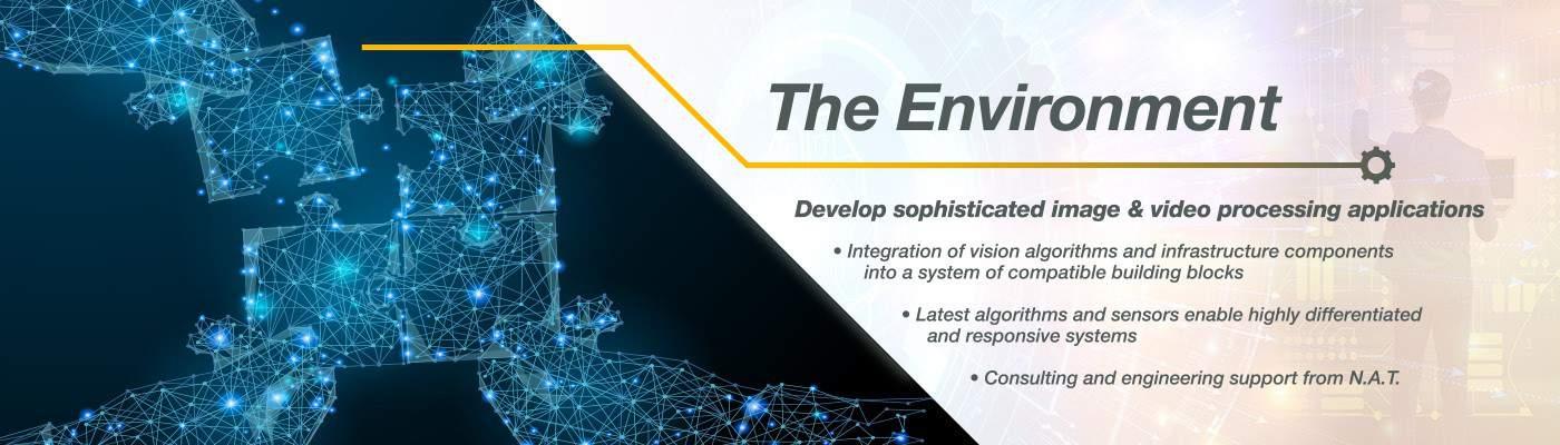 NATvision - The Environment