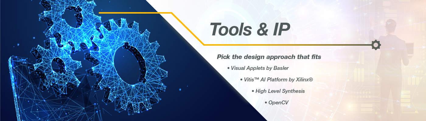 Tools & IP